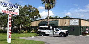 Propane Services and Sales in Hudson, FL